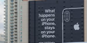 iPhone privacy reclame van Apple